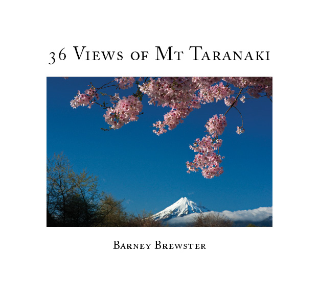 36 Views of Mt Taranaki