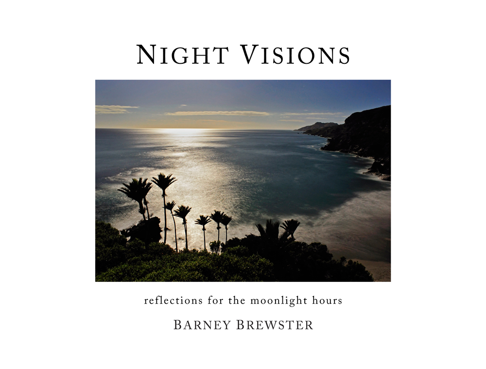 Night Visions photo book cover