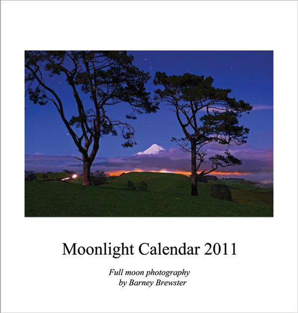 Moonlight 2011 Calendar
