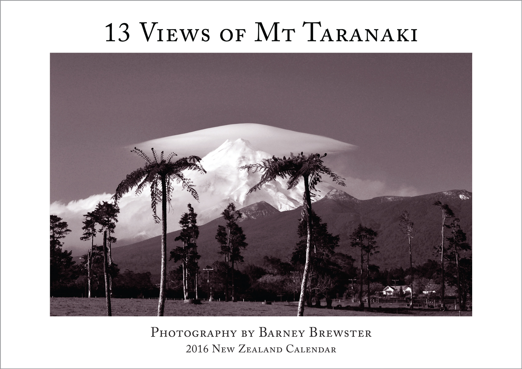 13-Views-of-Mt-Taranaki-Calendar-front