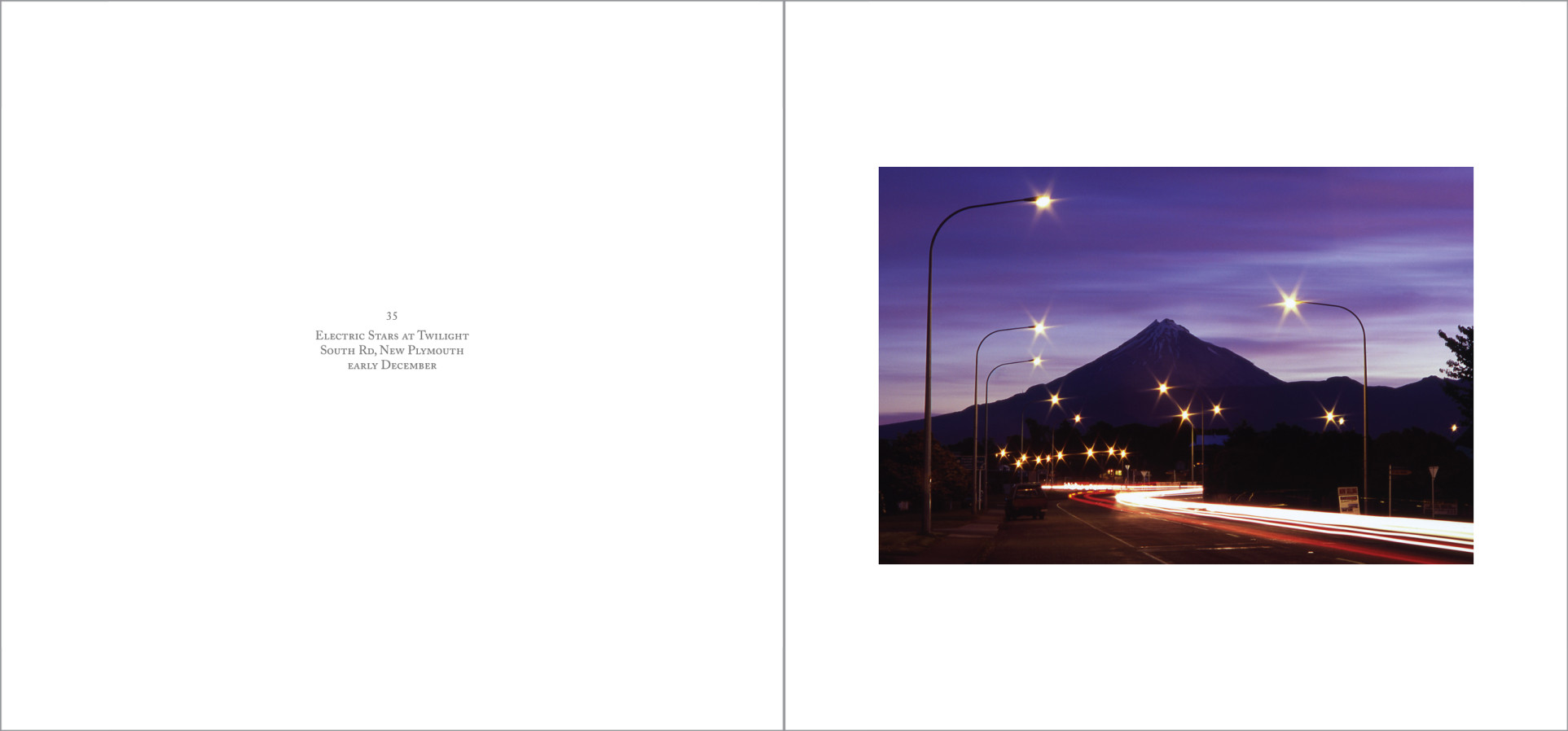 36 Views of Mt Taranaki photo book