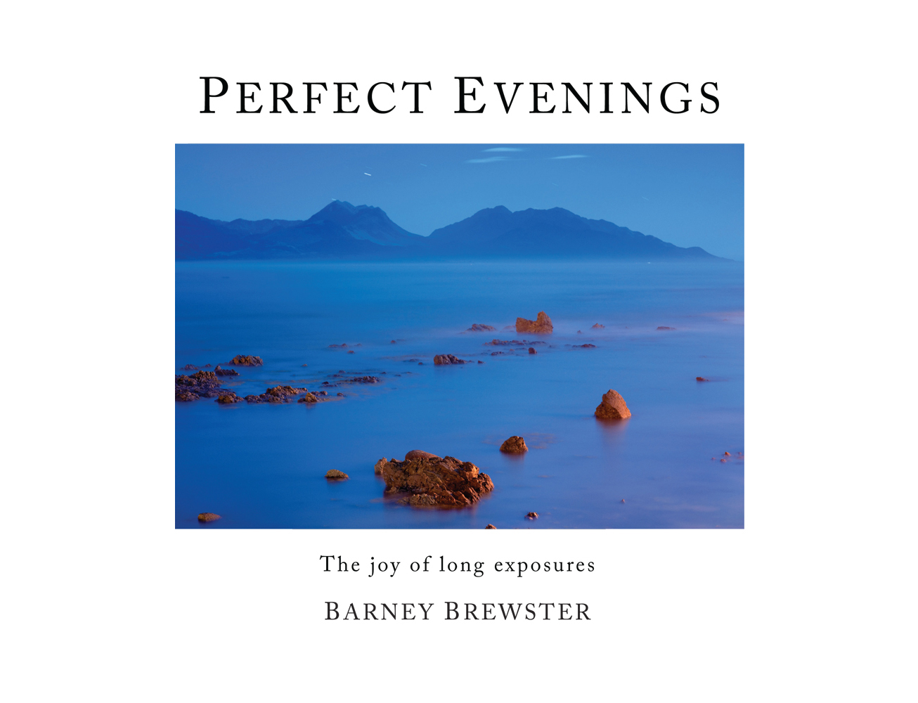 Perfect Evenings - Printed book