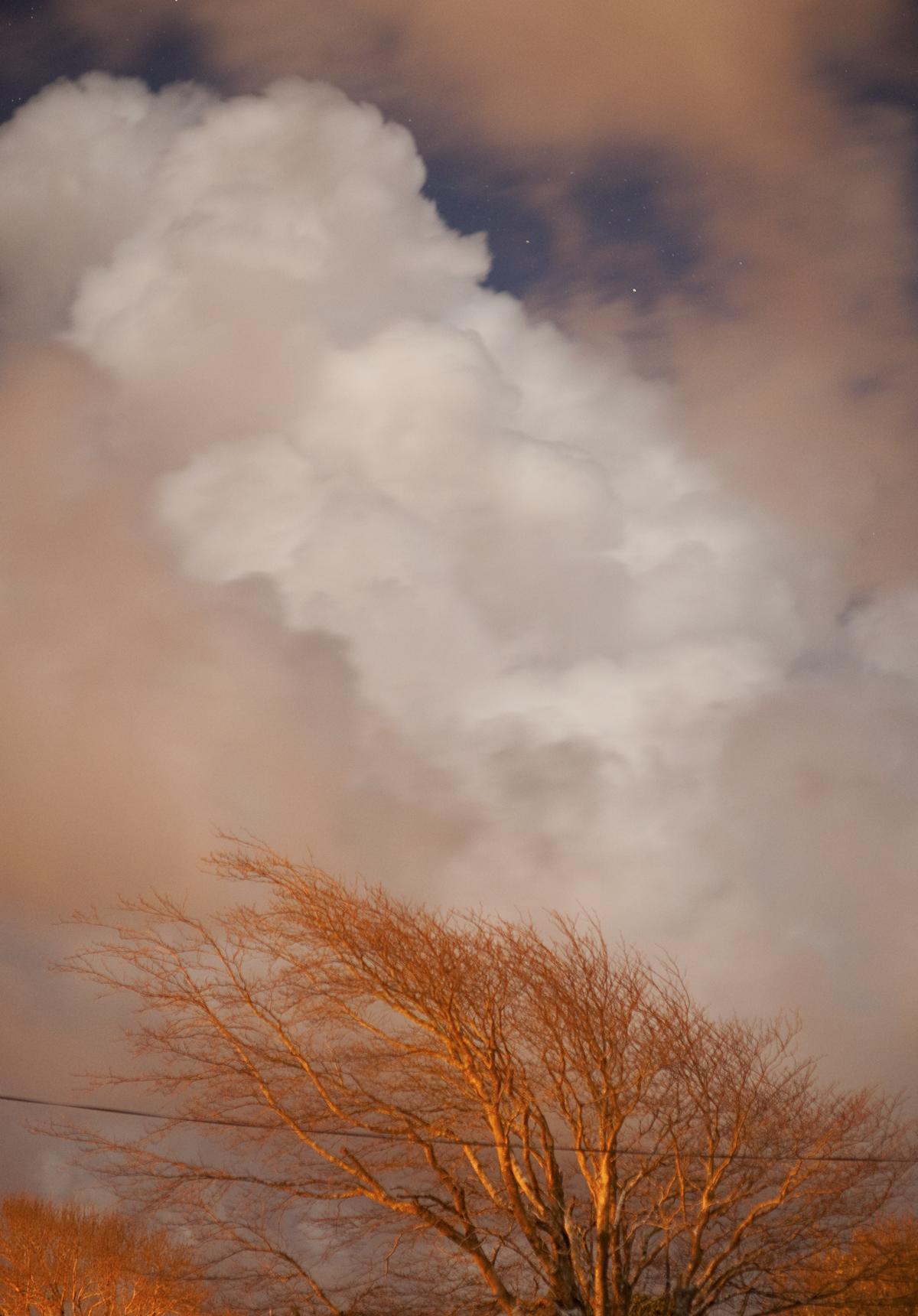 Cumulus wonder in Taranaki