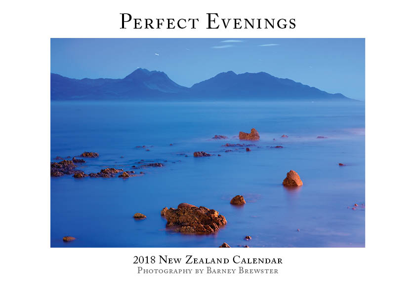 Perfect Evenings 2018 Calendar by Barney Brewster