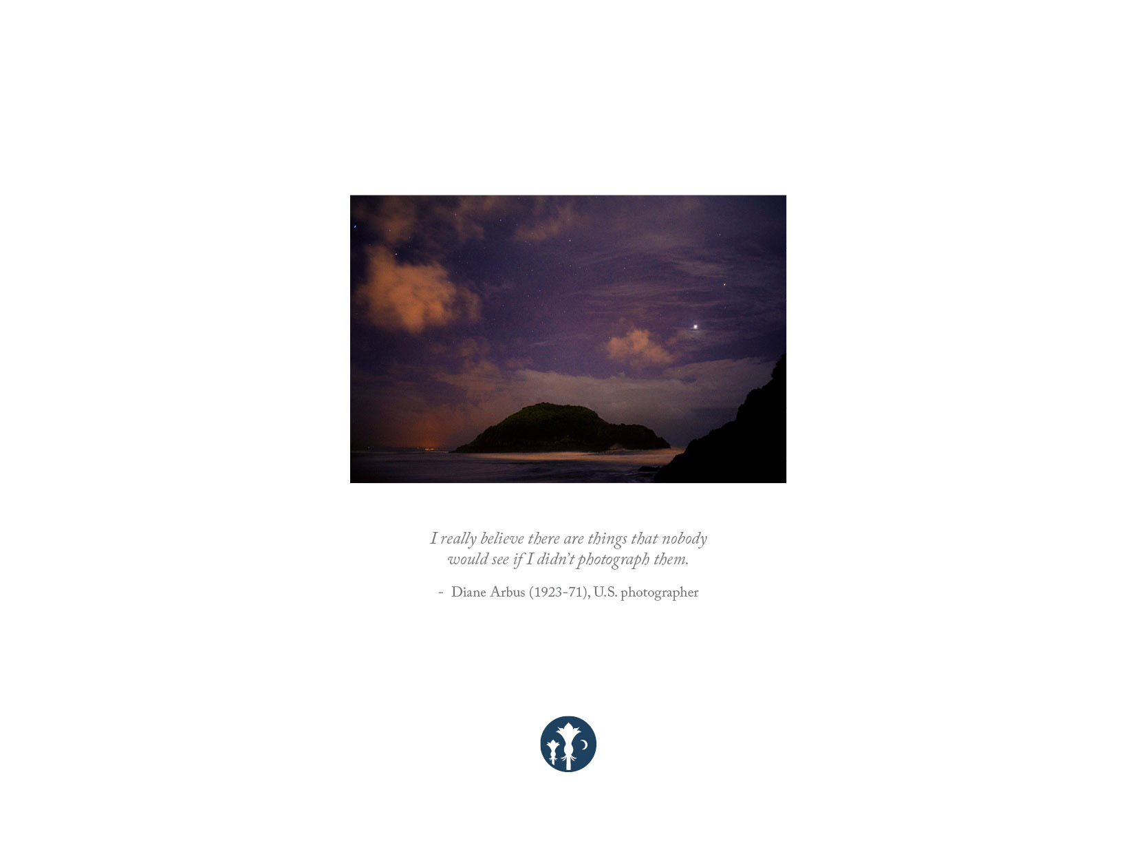 Perfect Evenings: The joy of long exposures photo book back cover by Barney Brewster