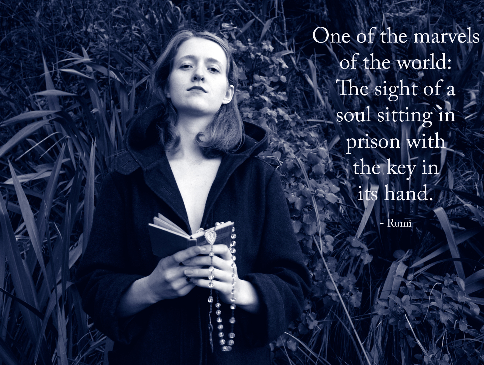 One of the marvels of the world – Rumi