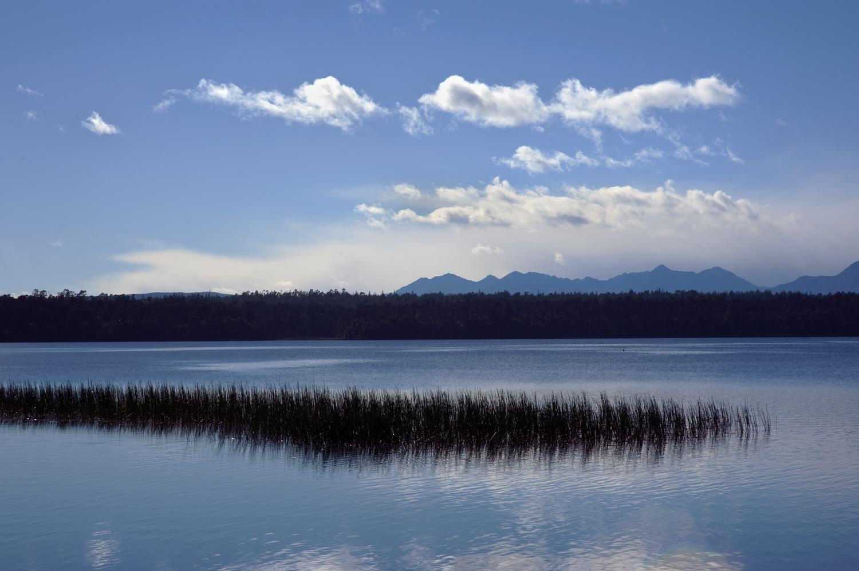 Modest Epiphanies: Lakeside morning