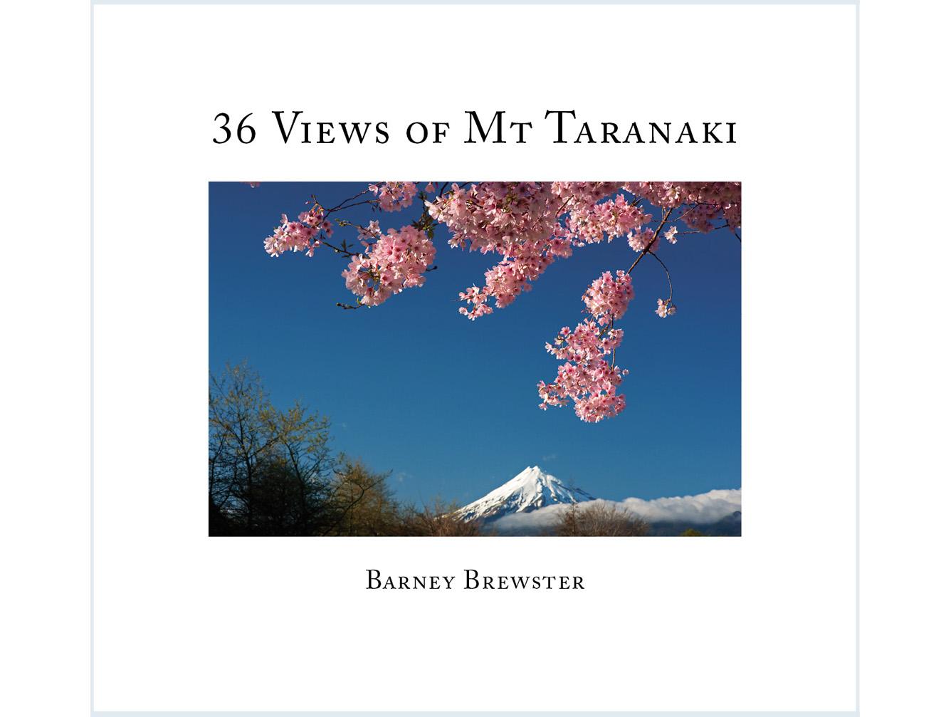 36 Views of Mt Taranaki - Pdf book
